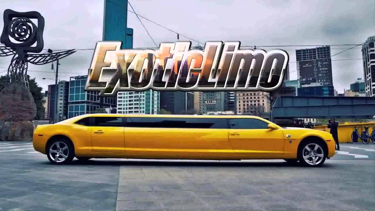 2013 chevrolet camaro bumblebee limousine youtube. Black Bedroom Furniture Sets. Home Design Ideas