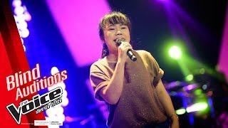 ผัดไท - หญิงลั้ลลา - Blind Auditions - The Voice 2018 - 10 Dec 2018