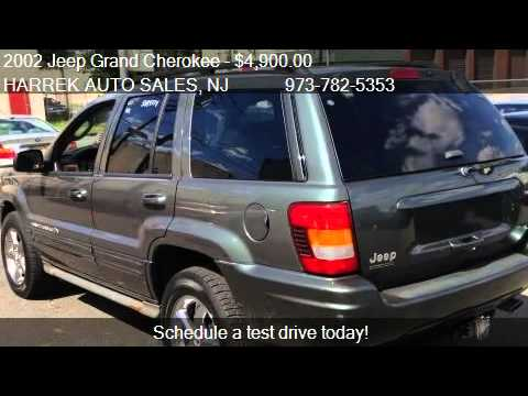 2002 jeep grand cherokee overland fully loaded for sale. Black Bedroom Furniture Sets. Home Design Ideas