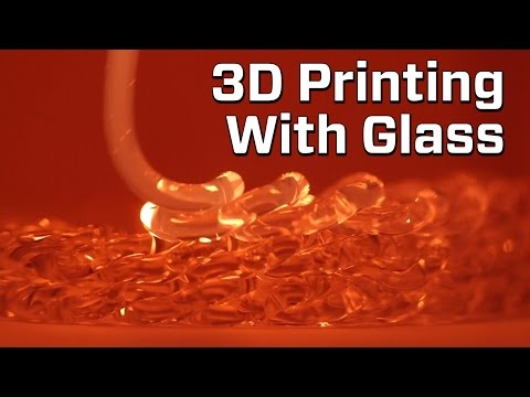 MIT Made A 3D Printer That Uses Glass