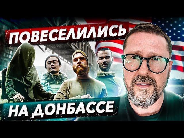Топить женщин на Донбассе и стать героем...