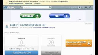 How to fix counter strike source server problem