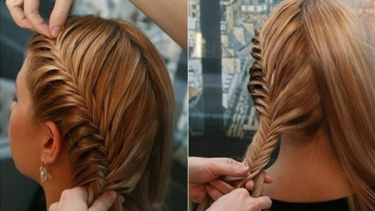 diy crafts - 30 long hair step
