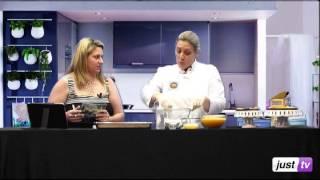 Cátia Farias Ensina Como Fazer Um Delicioso Quindim No Programa - Curtindo São Paulo - 16/08/13