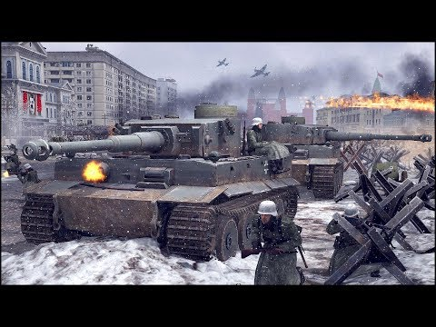 GERMANS ENTER MOSCOW - EASTERN FRONT 42