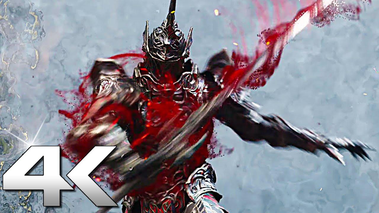 DEMON'S SOULS Gameplay Trailer 2 (New, PS5) 4K / 60fps