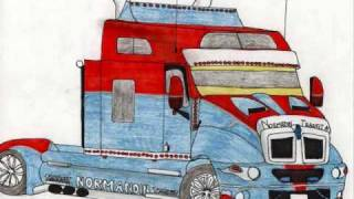 Cool Big Truck Drawing