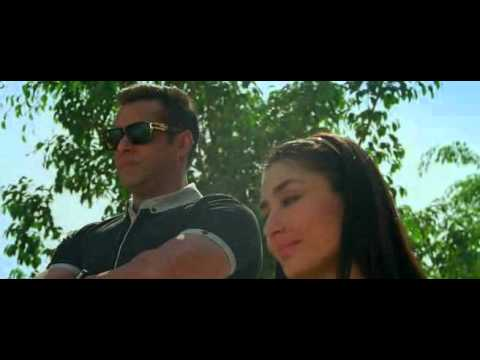 I Love You-Bodyguard Movie song With Eng Sub -HD-Adil Khan.