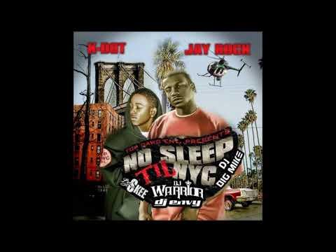 Kendrick Lamar & Jay Rock - No Sleep Til NYC Full Mixtape