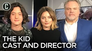 The Kid: Vincent D'onofrio, Leila George, and Jake Schur Interview