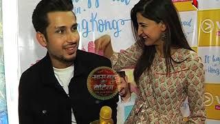 Amol Parashar & Ahana Kumara candid love story