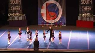 Cheersport Academy Tiny Hurricanes-Deep South-12-6-09 Thumbnail