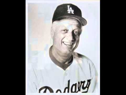Tommy Lasorda calls a Tire Shop