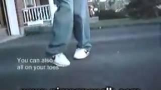 Уроки C-Walk! Элемент Wiggle Walk