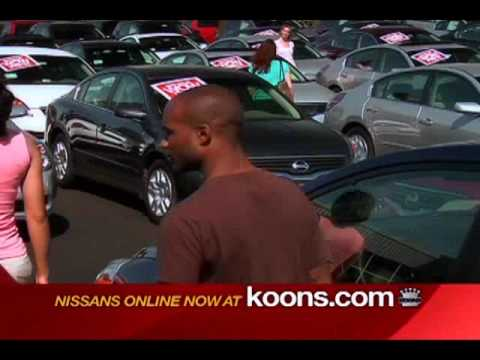 Marvelous Koons Falls Church Nissan New Car TV Commercial