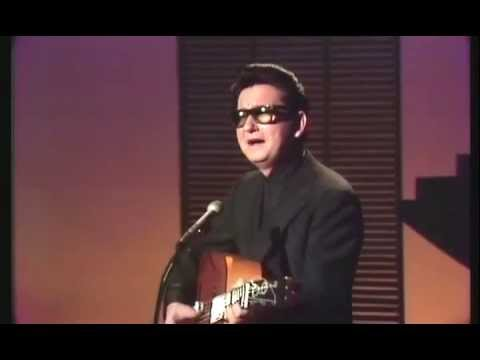 Roy Orbison Crying The Johnny Cash Show Sept 27, 1969)