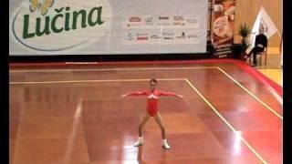 Lucie Dvořáková - aerobic Znojmo