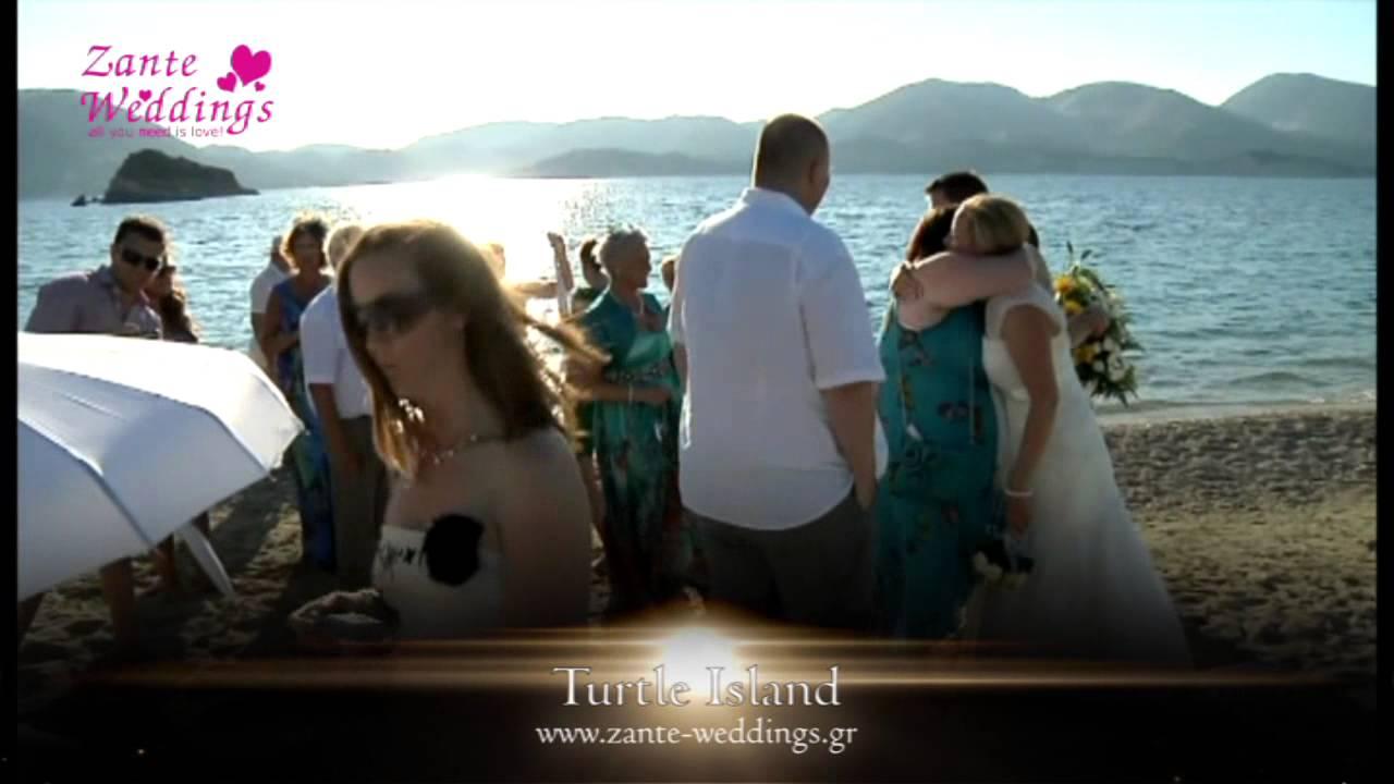2017 Turtle Island Zante Weddings By Tsilivi Travel In Zakynthos Greece