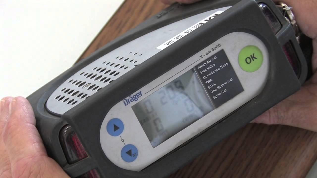 drager exam 3000 4 gas monitor youtube rh youtube com