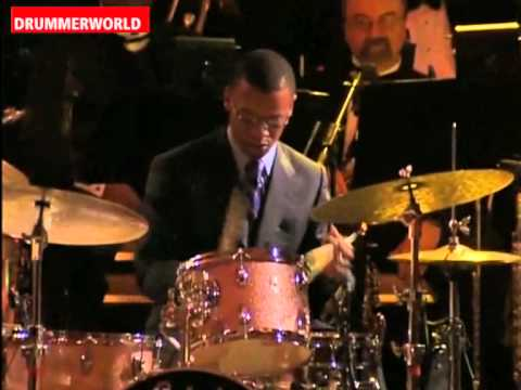 Clayton Cameron - Tony Bennett: Drum Solo: It Don 't Mean a Thing If It Ain't Got That Swing