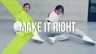 [ Beginner Class ] BTS (방탄소년단) 'Make It Right (feat. Lauv)' / K-LUCY Choreography.