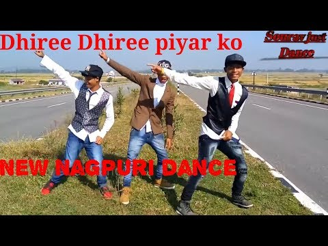 New Nagpuri Dance Dheere dheere Pyar ko 2017 !! Full HD 1080p