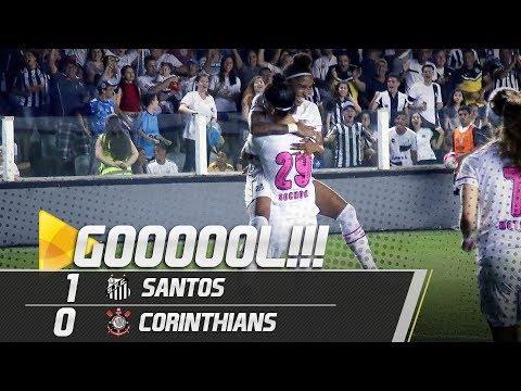 Sereias da Vila 1 x 0 Corinthians | GOL | Final do Paulistão (02/10/18)