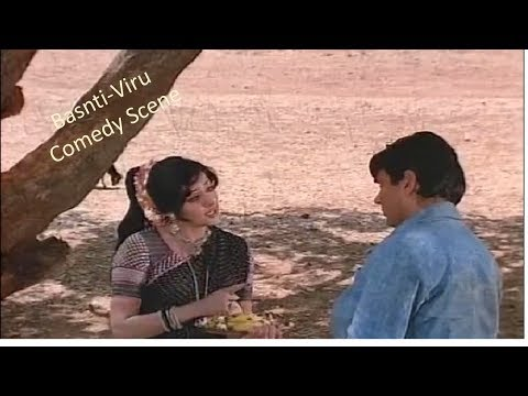 Sholay Full Comedy Scene :Basnti & Viru:The Bigest Hindi Movie Collection