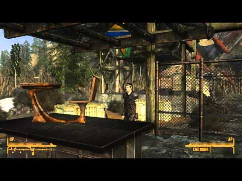 Fallout New Vegas Mods:RTS, Motorcycle, Tailor Maid - Part 4