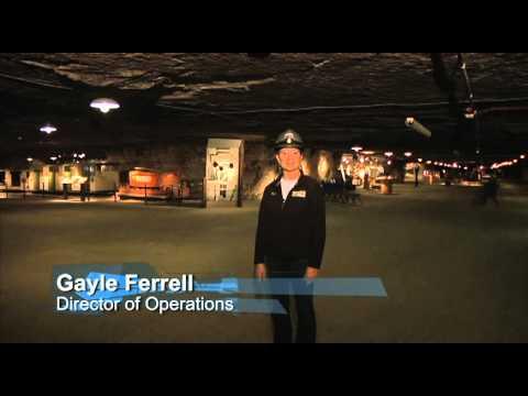Strataca - Kansas Underground Salt Museum - Welcome Video