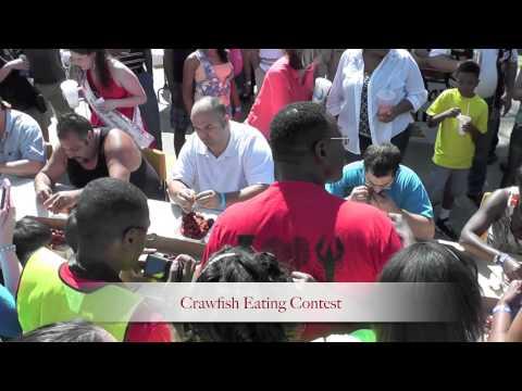 DownTown Lake Charles Crawfish Festival