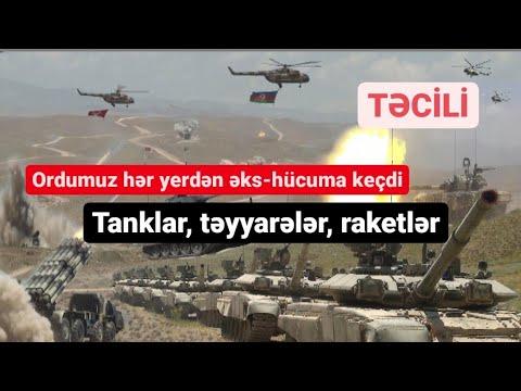 TƏCİLİ: Azərbaycan ordusu