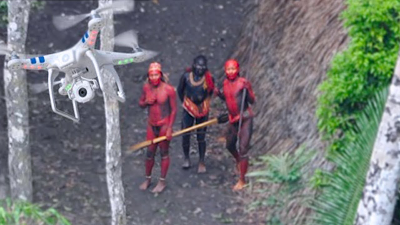 Download 15 Scariest Tribes You Don't Want To Meet