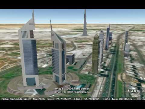 3dHH-Fly-over-3d-Dubai-in-Google-Earth-5.0
