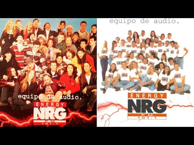 Dj Joys ( Remember 2020 ) NRG Arg. 101.1 fm