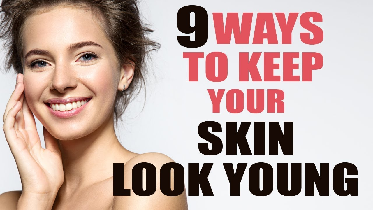 best way to stop aging skin