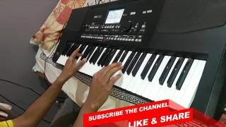 pal pal dil k paas piano cover with background karaoke