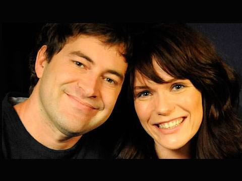 Five questions for Mark Duplass and Katie Aselton