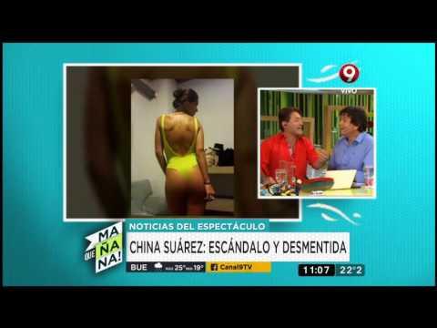 Filtran fotos hot de la China Suárez thumbnail