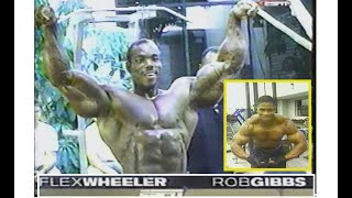 Flex Wheeler and younger broth…