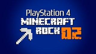 Minecraft z Mikołajem (S01E02) Pracujemy (PS4 - split-screen)