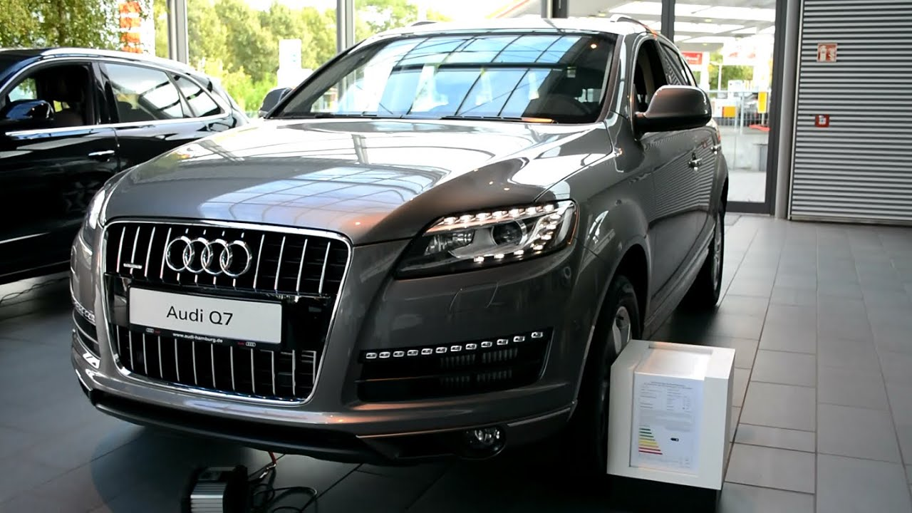 2015 New Audi Q7 3 0 Tdi Quattro Youtube