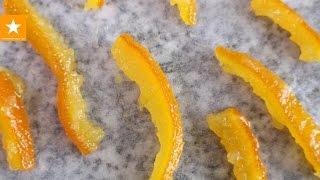 ЦУКАТЫ ИЗ АПЕЛЬСИНОВЫХ КОРОК - рецепт от Мармеладной Лисицы. Варенье из апельсиновых корок
