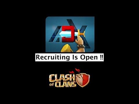 Sickest Clan Recruitment Video - Clash of Clans - ADX