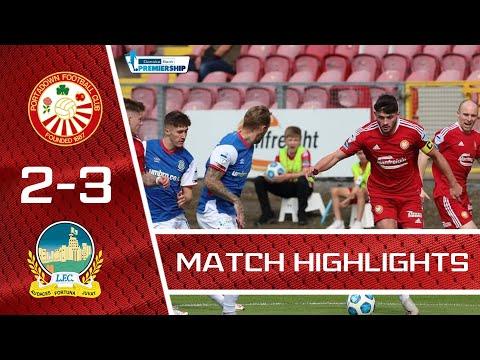 Portadown Linfield Goals And Highlights