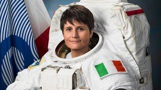 Samantha Cristoforetti : Lancio nello Spazio Verso ISS - Video