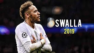 Neymar Jr ► Swalla - Jason Derulo ● Sublime Skills & Goals 2018/19 | HD