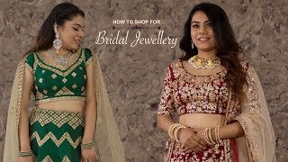 Things To Keep In Mind While Shopping For Bridal Jewellery!
