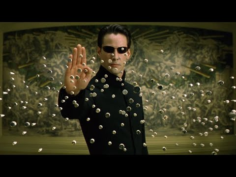 Matrix Reloaded Fight Scene (Dolby Atmos)