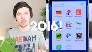 Top 10 Apps - Top 10 Android Apps of 2016!